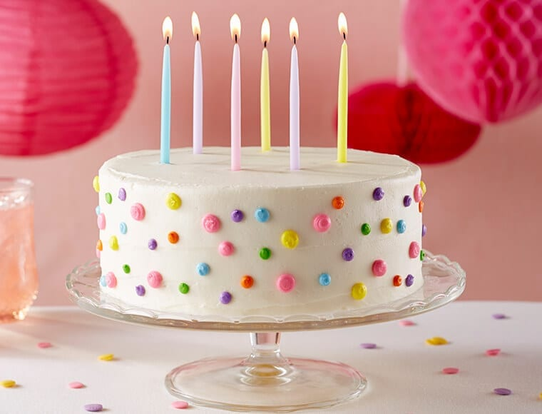 How To Make Bday Cake At Home